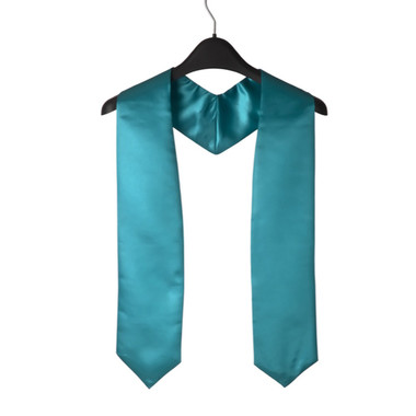 Shown is turquoise stole (Cool School Studios 0085).