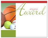 Lasting Impressions Athletic Award, Style 1 (Cool School Studios 02003).