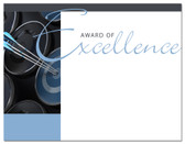 Lasting Impressions Award of Excellence, Style 1 (Cool School Studios 02010).