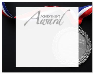 Lasting Impressions Achievement Award, Style 2 (Cool School Studios 02101).