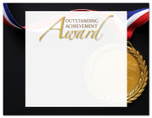 Lasting Impressions Outstanding Achievement Award, Style 2 (Cool School Studios 02119).