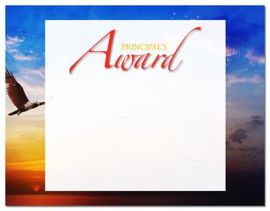 Lasting Impressions Principal's Award, Style 2 (Cool School Studios 02121).
