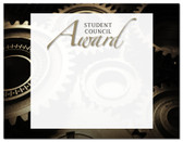 Lasting Impressions Student Council Award, Style 2 (Cool School Studios 02125).