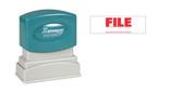 1-Color FILE Xstamper® - Style 2
