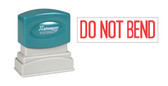 1-Color DO NOT BEND Xstamper®