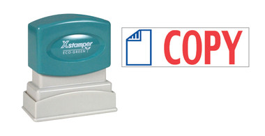 Image of two-color COPY XStamper (2022) from Cool School Studios.