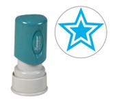 Round STAR Xstamper® - Style 1