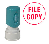 Round FILE COPY Xstamper®