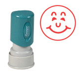 Round HAPPY FACE Xstamper®