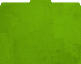 Images shows 07000 Rustic Green File-'N Style Folder. Textured, green outside with 1/3 tab.