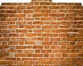 Image shows brick pattern on file folder. 07002 File-'N Style Designer Folder.