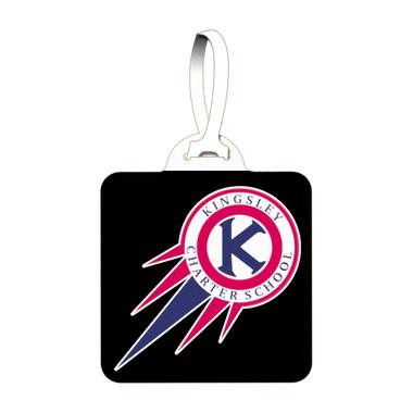 Shown is the Cool School Studios (4016) Easy Lock plastic tag.