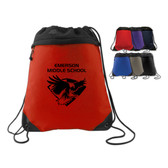 Shown is the Cool School Studios (#08011) Brand GearTM Sequoia BackpackTM in various color choices.