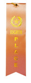 Shown is Eighth Place Ribbon (Cool School Studios 090014).