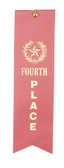 Shown is Fourth Place Ribbon (Cool School Studios 090010).