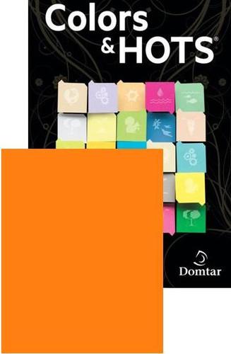 Shown is HOTS® Color Paper in Orange (Cool School Studios 17454).