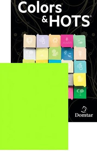 Shown is HOTS® Color Paper in Emerald (Cool School Studios 14064).