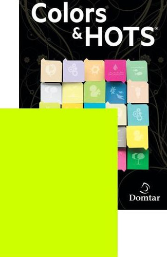 Shown is HOTS® Color Paper in Lime (Cool School Studios 17495).