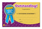 Shown is the YOU'RE A STAR Outstanding Award (Cool School Studios 03014).