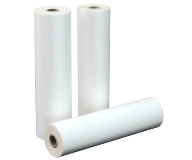"""Lamination Film, 1.5 mil thick, 27"""" wide x 500' long with 1"""" core (Cool School Studios 12004)."""