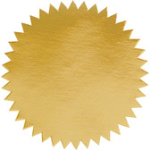 Shown is Gold Foil Seal (Cool School Studios AMC33).