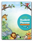 Full-Color Elementary Dated Student Planner