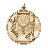 M Basketball - 400 Series Medal - Priced Each Starting at 12