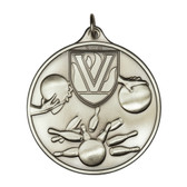 Bowling - 400 Series Medal - Priced Each Starting at 12