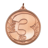 3rd Place - 500 Series Medal - Priced Each Starting at 12