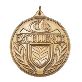 Excellence - 500 Series Medal - Priced Each Starting at 12