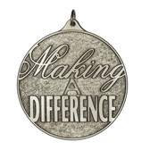 Making a Difference - 500 Series Medal - Priced Each Starting at 12