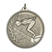 F Swimming - 500 Series Medal - Priced Each Starting at 12