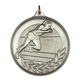 M Track & Field - 500 Series Medal - Priced Each Starting at 12