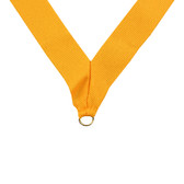 Gold Medal Neck Ribbon - Priced Each Starting at 12