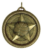 0940 Basketball Value Medal from Cool School Studios.