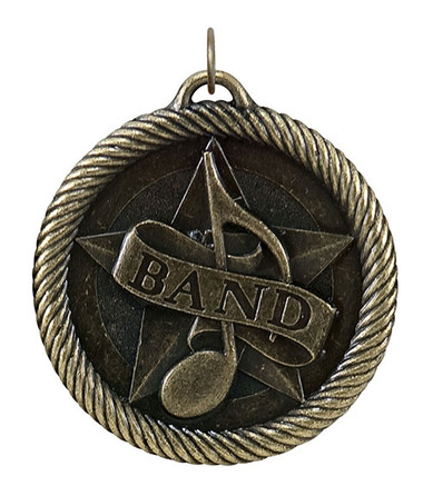 0950 Band Value Medal from Cool School Studios.