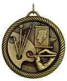 0951 Art Value Medal from Cool School Studios.
