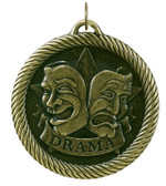 0953 Drama Value Medal from Cool School Studios.