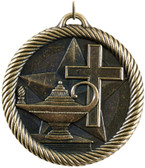 0955 Christian School Value Medal from Cool School Studios.