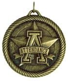 0961 Attendance Value Medal from Cool School Studios.