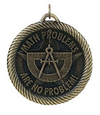 Math Problems  - Value Medal - Gold Only - Priced Each Starting at 12
