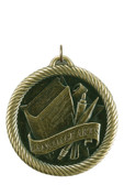 Language Arts  - Value Medal - Gold Only - Priced Each Starting at 12
