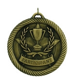 Participant - Value Medal - Gold Only - Priced Each Starting at 12