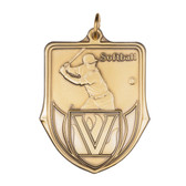 M Softball - 100 Series Medal - Priced Each Starting at 12