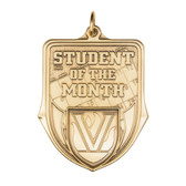 Student of the Month - 100 Series Medal - Priced Each Starting at 12