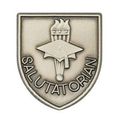 Salutatorian - Die-Struck 100, 400 & 500 Medal Inserts - Priced Each Starting at 12