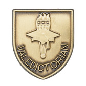 Valedictorian - Die-Struck 100, 400 & 500 Medal Inserts - Priced Each Starting at 12