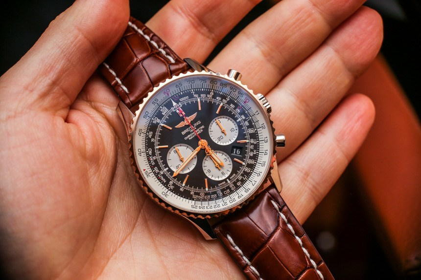 Breitling Navitimer at Woodrow Jewelers