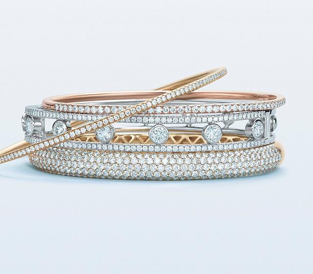 Kwiat Diamond Bracelets at Woodrow Jewelers of Rye NY Westchester NY