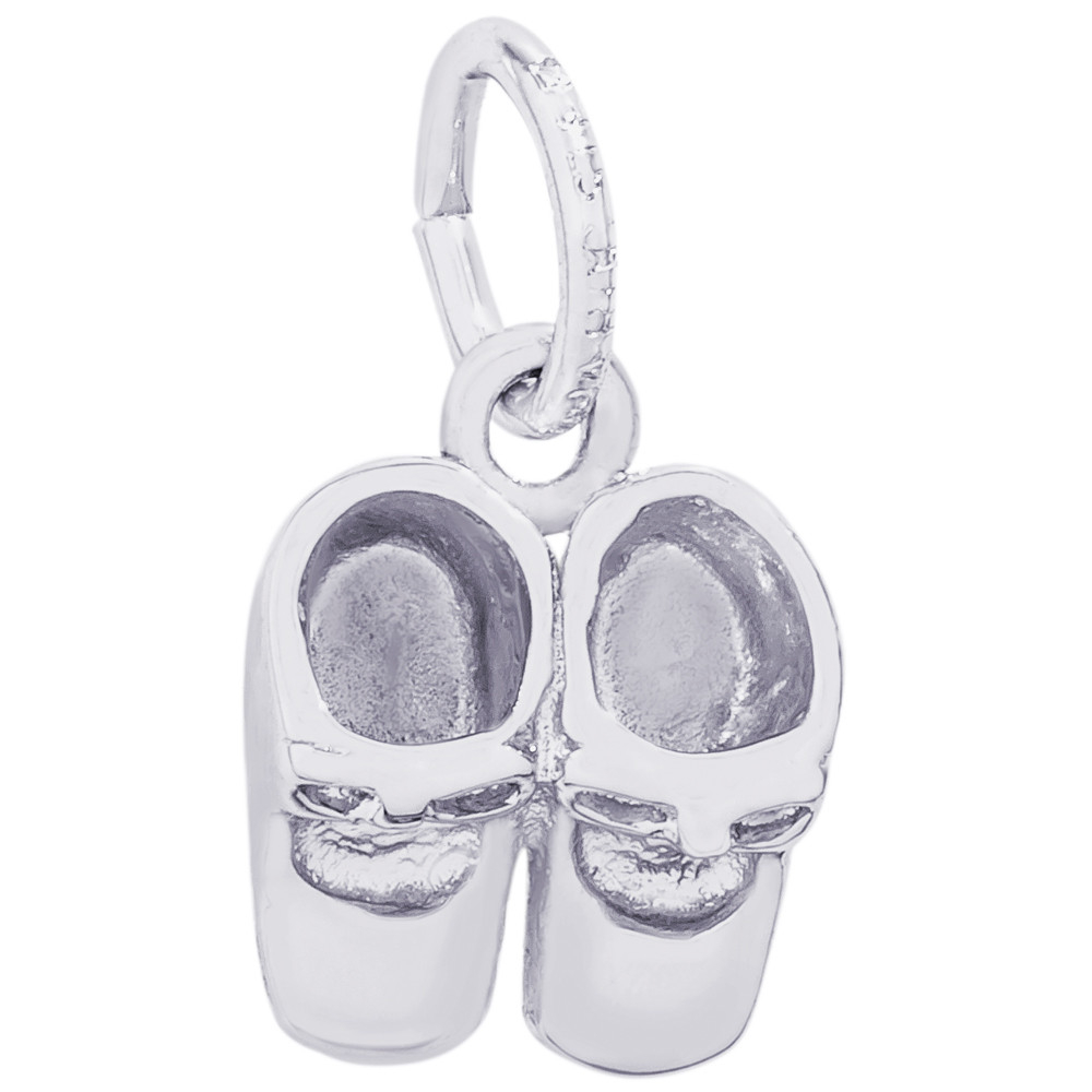 Baby Shoe Rembrandt Charms
